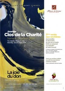 flyer journee clos charite 2014